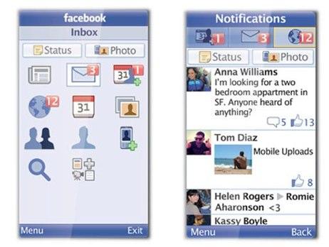 Facebook Mobil für 2500 Handy Modelle und kostenlos mit O2 Deutschland