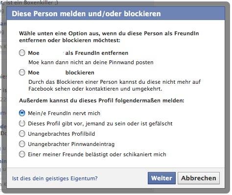 Schutz vor Mobbing auf Facebook – Auch Seiten können nun gemeldet werden wenn sie Nutzer schikanieren