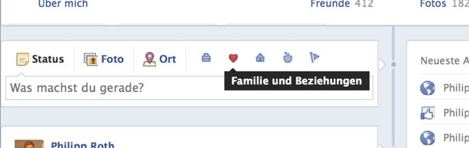 """Lebensereignis"" – Facebook Chronik / Timeline Features im Detail"
