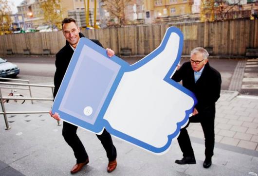 Luleå steht hinter Facebook beim Bau des neuen Data Center am Polarkreis