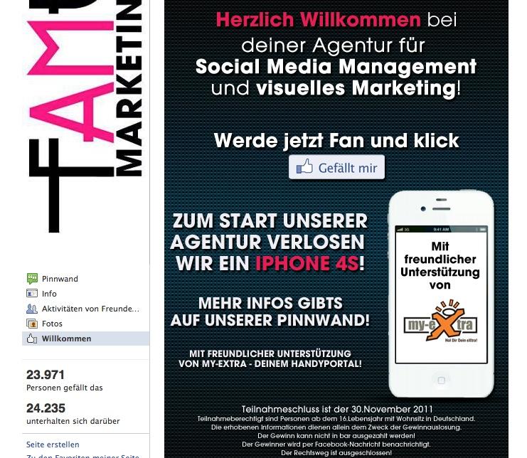 Facebook Mythbusters 03 – Jeder der einen Post teilt oder Fan wird nimmt am Facebook Gewinnspiel teil