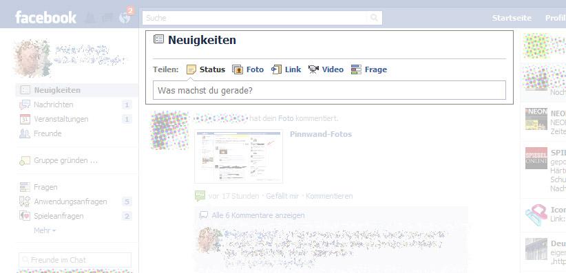 """Es gibt nicht """"den"""" Facebook Newsstream – Alle Versionen im Überblick"""