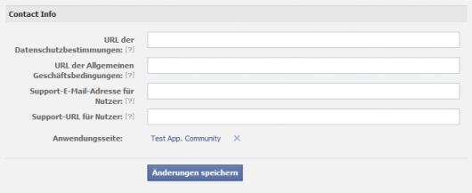 Anwendungen können in Zukunft über den Anwendungs-Editor mit Seiten verknüpft werden