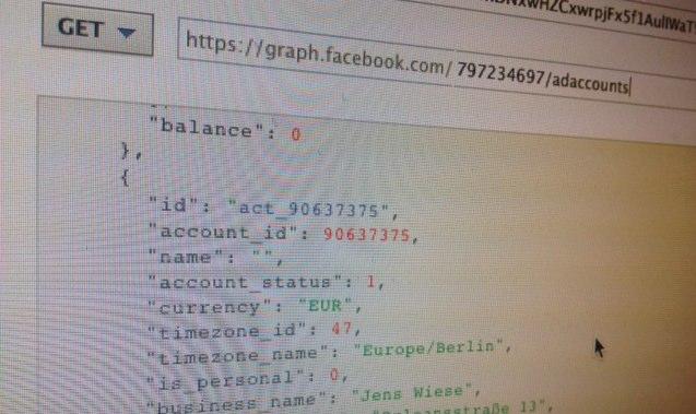 Facebook Sicherheitsloch erlaubte Anwendungsbetreibern Zugriff auf Ad Accounts