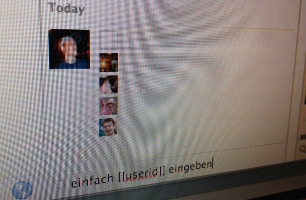 Wusstest du schon: Profilbilder von Freunden und Pages als Smilies im Chat verwenden