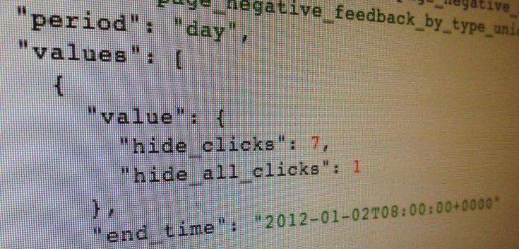 """So gehts: """"Negative"""" Insights Daten auslesen"""