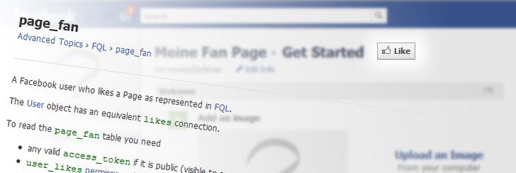 Breaking change: Fan-Abfrage in Anwendungen nicht mehr möglich (nach altem Standard)