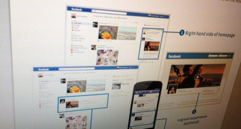 Facebook to Business: Gebt uns Geld und wir zeigen eure Statusupdates