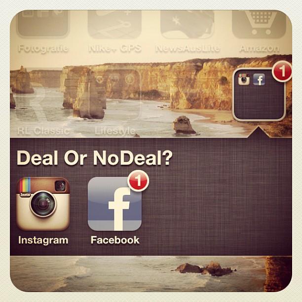 Was willst du mit Instagram, Zuck?