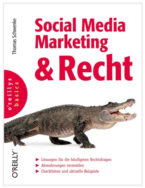 Gewinnspiel: 10x das Buch Social Media Marketing & Recht