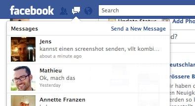 Facebook testet kleine Designanpassung bei den Facebook Benachrichtigungen
