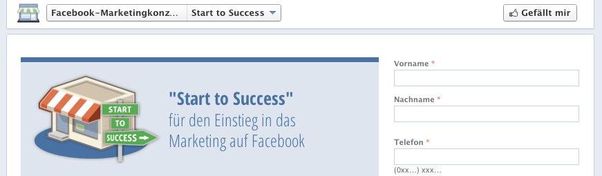 Angebot: 40 Euro Werbegutschein und einen Monat Betreuung durch einen Facebook Experten