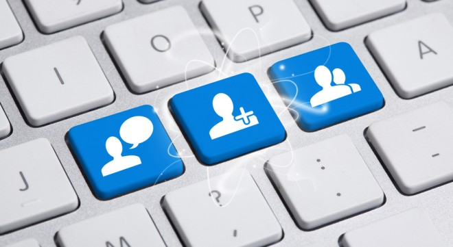 Draufgeklickt! – Facebook als Alltagsgeschäft