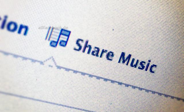 """""""Share Music"""" – Facebook testet neue Funktionen zum einfachen Teilen von Musik"""