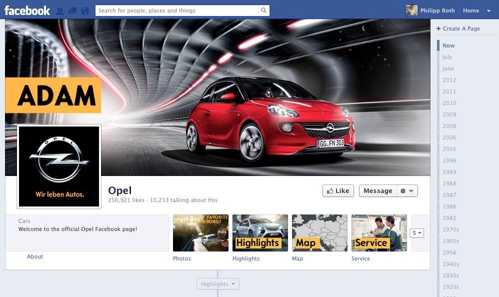 Interview: Die Adam Opel AG auf Facebook