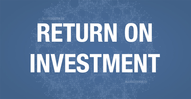 Whitepaper: Return on Investment auf Facebook (PDF, 20 Seiten)