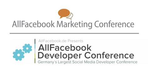 AllFacebook Marketing & Developer Conference – Super Frühbucher Preis nur noch bis Freitag