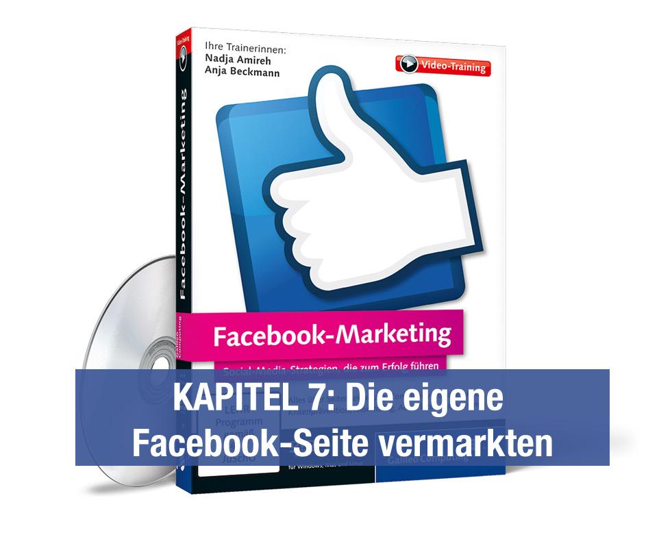 Video Tutorial: Die eigene Facebook-Seite vermarkten (40 Minuten)