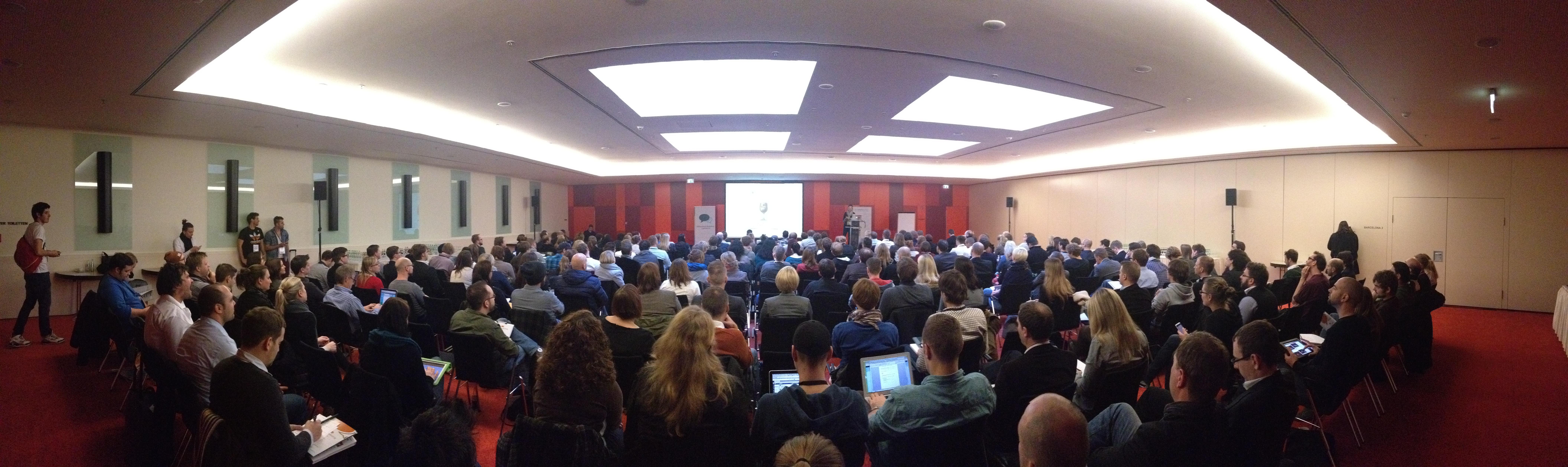 EdgeRank, Content und Reichweite: Das war die Allfacebook Marketing Conference Berlin 2012