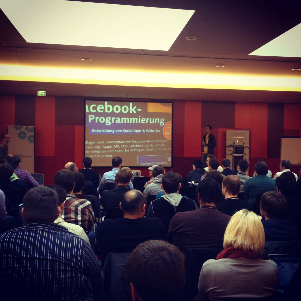 OpenGraph, Teambuilding, Recht und JavaScript: Das war die Allfacebook Developer Conference 2012