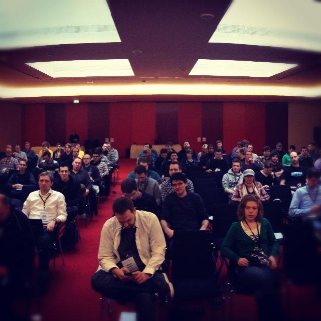 Aufbau und Führung von Development-Teams in einer hochdynamischen Welt @ AllFacebook Developer Conference