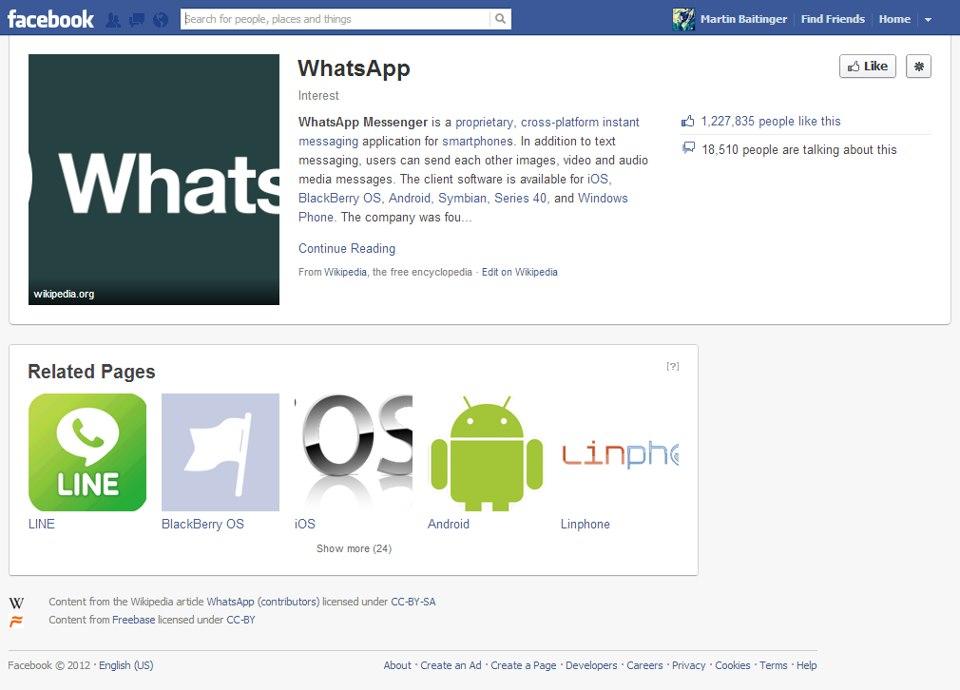 Facebook testet Redesign für Community Pages