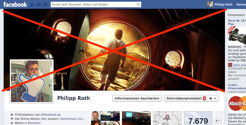 Facebook löscht jetzt automatisch eure Coverfotos?! – Kein Grund zur Panik…
