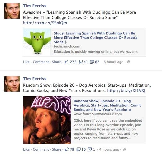 Facebook zeigt Link-Vorschaubilder jetzt größer an