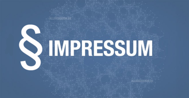 Mit 5 Schritten zum sicheren Facebook-Impressum – 2. Update nach Designänderungen