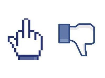So geht's: Dislike und Stinkefinger für den Facebook Chat