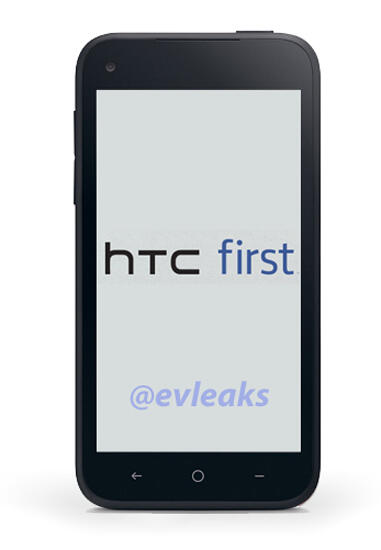 HTC first ist das Facebook Phone?