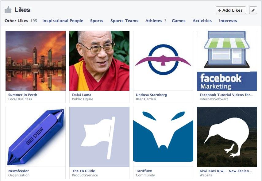 Der Facebook Frühjahrsputz – Teil 1 – Facebook Pages