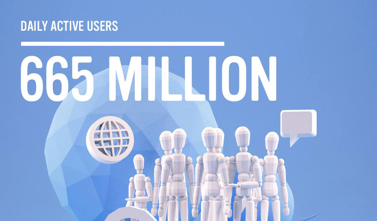 So groß ist das Social Network: Offizielle Facebook Statistiken visualisiert!
