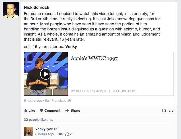 Super: Facebook testet das Bearbeiten von Statusupdates
