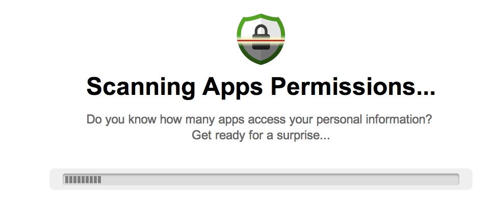 Mehr Datenschutz in nur 2 Minuten – mit MyPermissions den eigenen Facebook-Account kontrollieren.