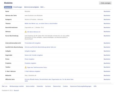Rundgang: Der neue Facebook Pages Adminbereich
