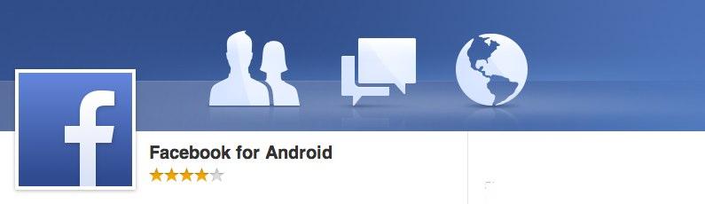 Facebook für Android und Home in neuer Version