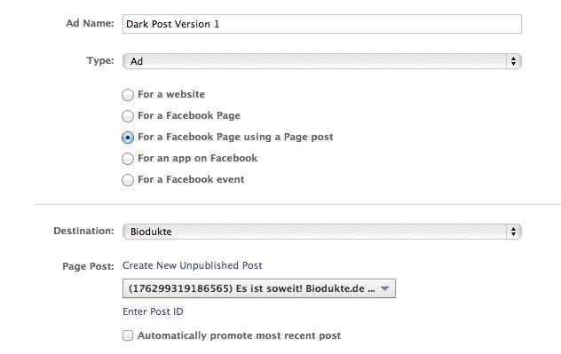 Facebook Post Reichweite mit A/B Tests erhöhen!