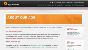 ABOUT OUR ADS | AppNexus 2013-10-16 07-56-53