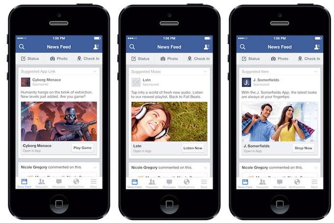 Bericht: Viele Neuerungen bei Facebook Mobile Apps