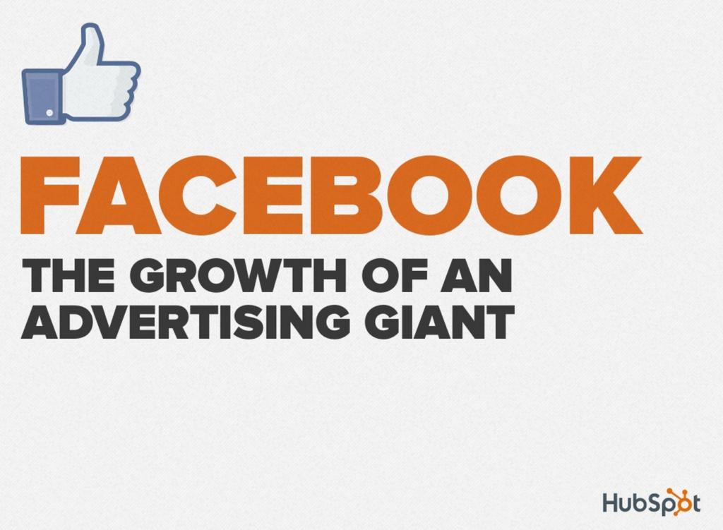 Die Geschichte der Facebook Werbung in 100 Slides