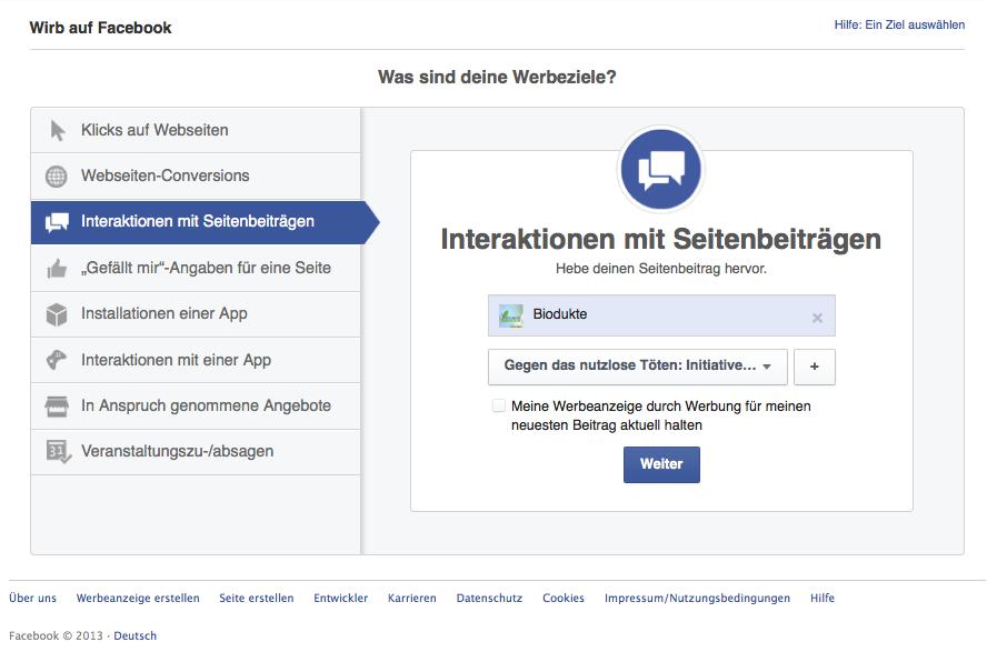 Neuer Facebook Ads Workflow geht online