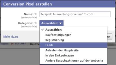 Conversion Tracking: So lässt sich Facebook als Performance Kanal nutzen (Gastbeitrag)