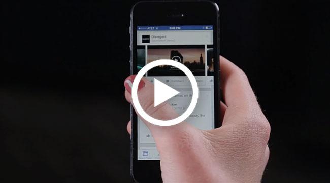 Facebook startet mit ersten Autoplay-Video-Anzeigen