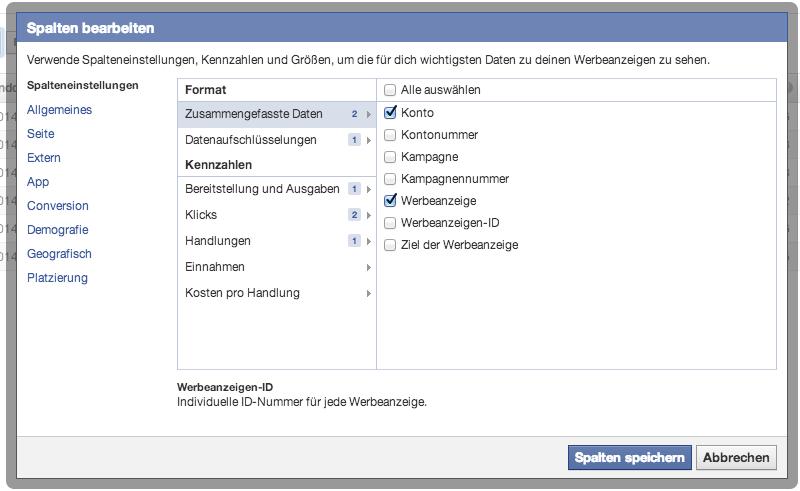 Facebook-Anzeigen 2014 für Anfänger: Regelmäßige Auswertungen erhalten und drei Reports, die man kennen sollte