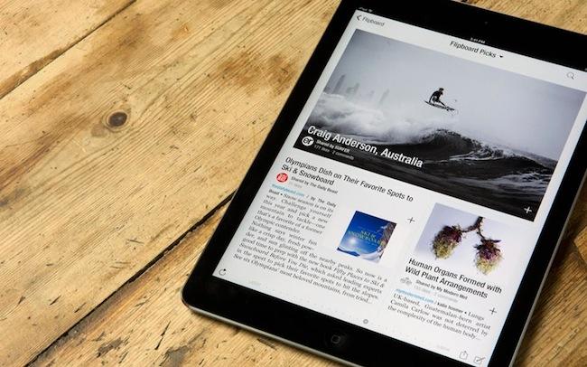 """""""Facebook Paper"""", ein Flipboard-Clon, laut Gerüchten kurz vor dem Launch"""