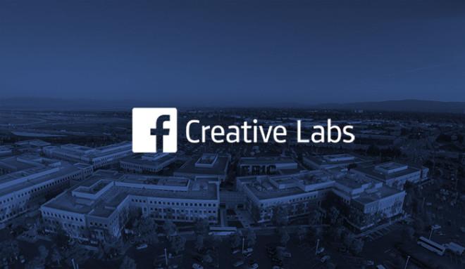 Facebook Creative Labs Logo