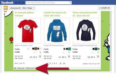 Dateschutzerklärung, Disclaimer & Netiquetten | Rechtliche Stolperfallen beim Facebook Marketing Teil 5