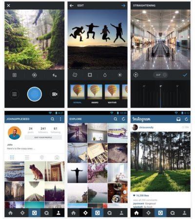Neue Instagram App für Android – kleiner und schneller