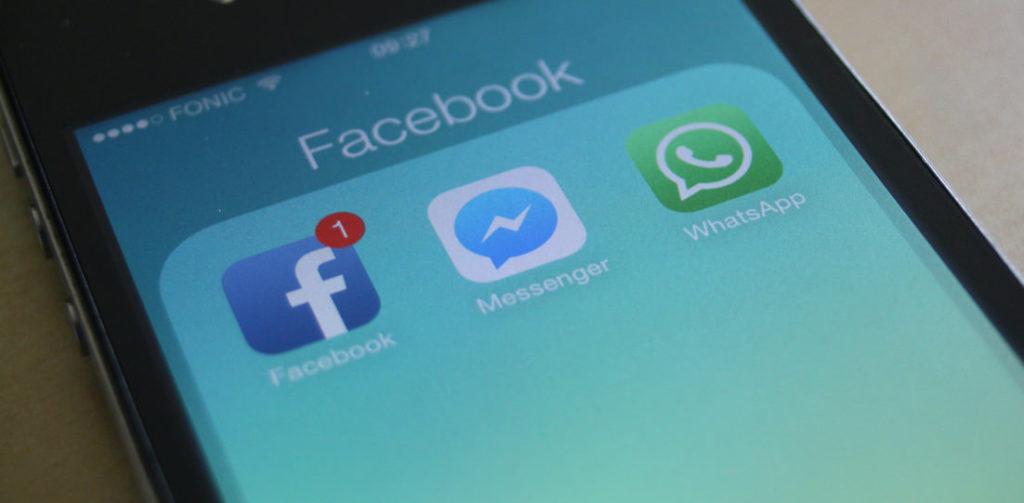 Test: Facebook gliedert in einigen Ländern Messenger Funktion komplett in eigene App aus